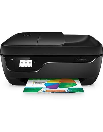 HP Officejet 3831 Multifunktionsdrucker (Instant Ink, Drucker, Kopierer, Scanner, Fax, WLAN, Airprint) mit 2 Probemonaten HP Instant Ink inklusive