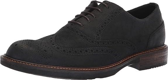ECCO Kenton, Zapatos de Cordones Oxford Hombre