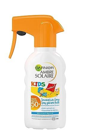 Garnier Ambre Solaire Sonnenschutz Spray Kids Sonnenspray Für