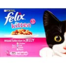 Felix Kitten Mixed Selection in Jelly 2 x 12 x 100g Pouches