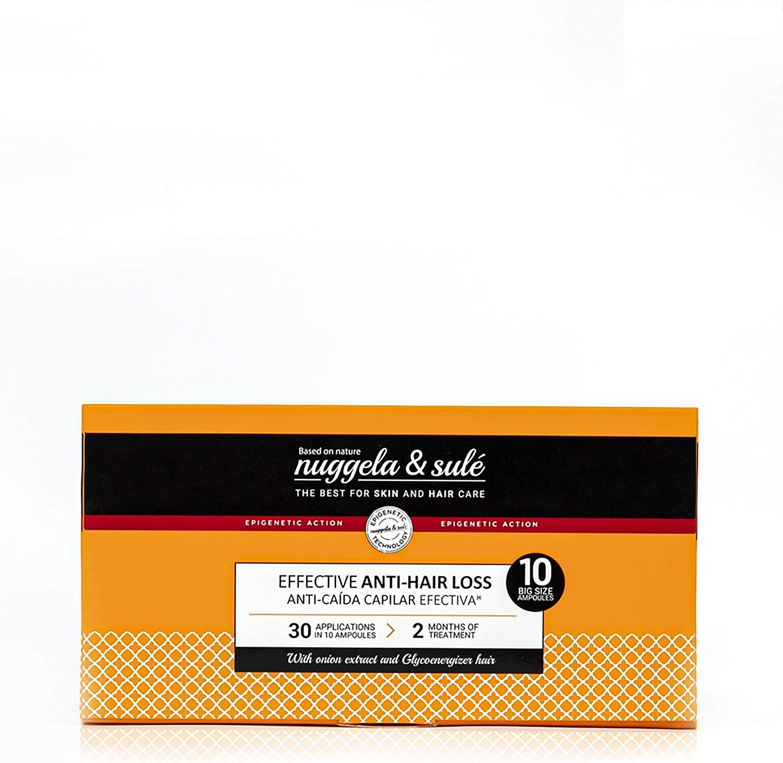Nuggela & Sulé Anticaída Tratamiento Capilar - 10 Unidades