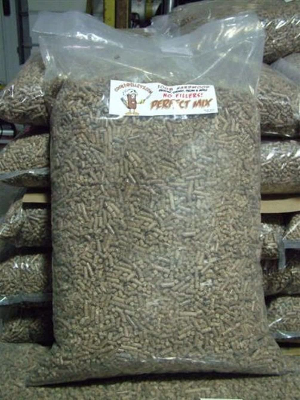 CookinPellets 40PM Perfect Mix, 1 Pack : Outdoor Grilling Pellets : Garden & Outdoor