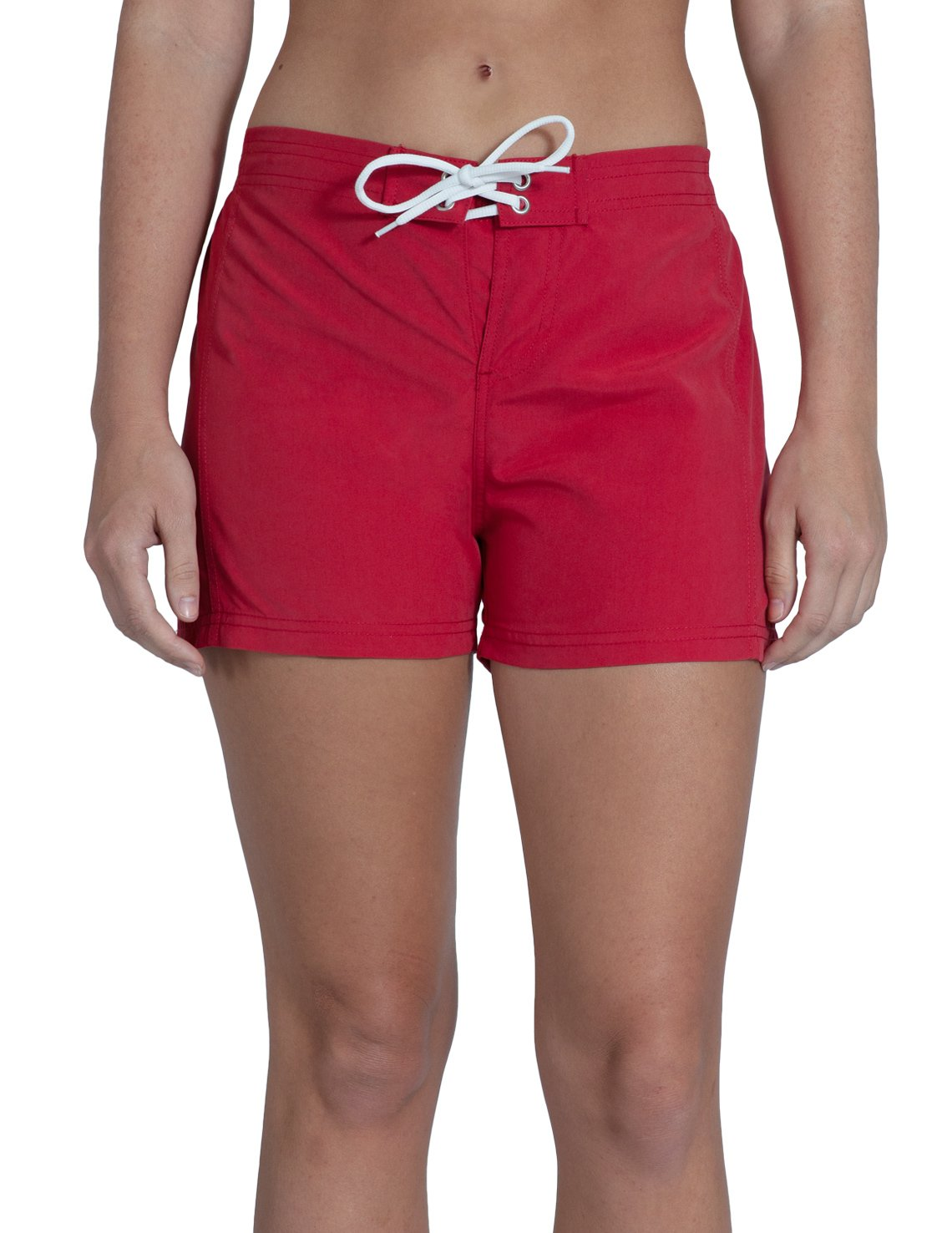 Tuga Women's Lifeguard Board Shorts - Adult and Youth - UPF 50+ Sun Protection
