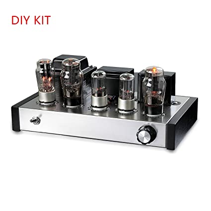 Nobsound 6N8P+6P3P HIFI Single-Ended Pure Class A Tube Amp Vacuum Power  Amplifier DIY Kit