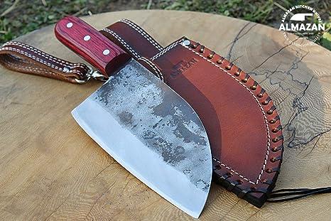 Amazon.com: Cuchillo de cocina original Almazan Knives ...