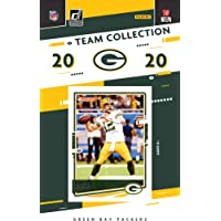 2020 Panini Football Green Bay Packers Team Set 15 Cards W/Drafted Rookies Aaron Rodgers