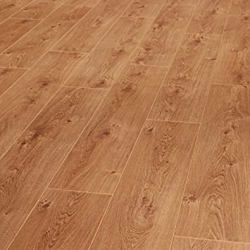 Amazon Liberty Oak 437 Tradition Quattro Laminate Flooring 9mm