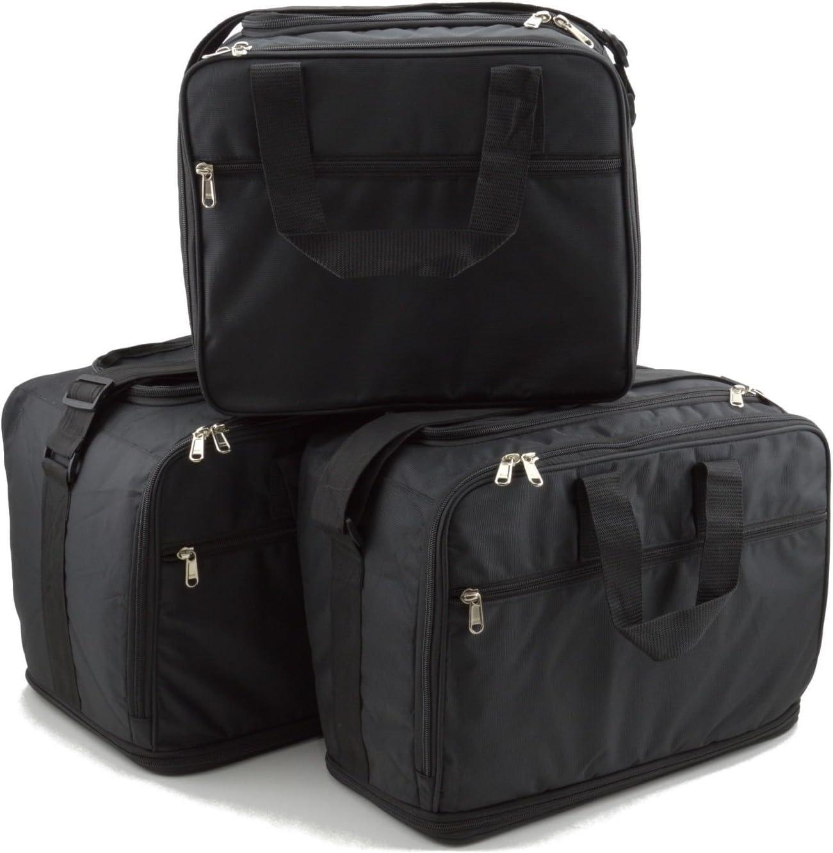 Bolsas interiores para maletas laterales de aluminio de motocicleta BMW GS + baúl superior --- NO:13 + NO:15
