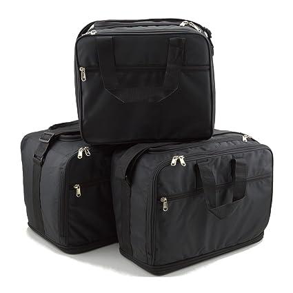 Bolsos interiores para maletas laterales de aluminio et Alu ...