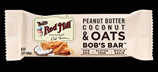 product image for Bob's Red Mill Peanut Butter Coconut & Oats Bob's Bar, 12 Count
