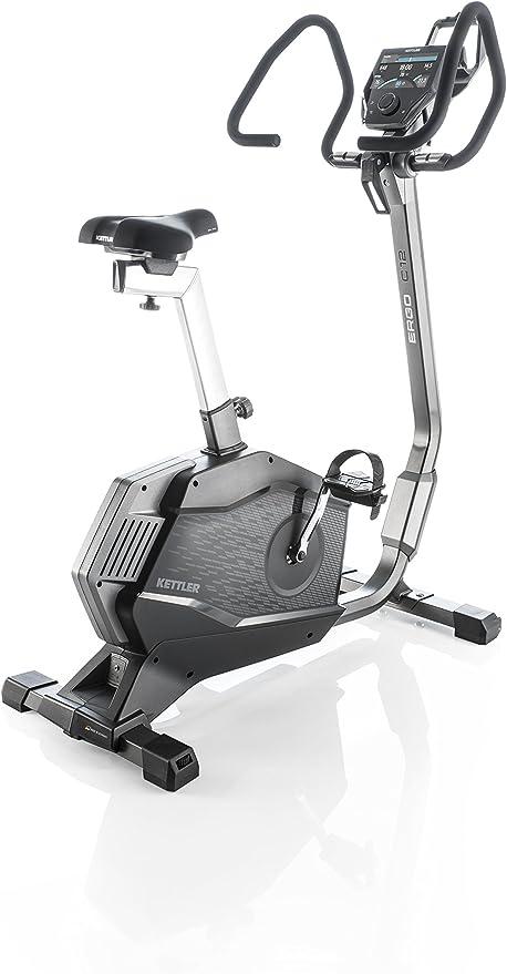 Kettler Ergo C12 - Bicicletas estáticas: Amazon.es: Deportes y ...