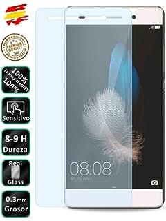1fc6163960e15 Protector de Pantalla Cristal Templado Premium Vidrio para Huawei Ascend p9  lite - Movilrey