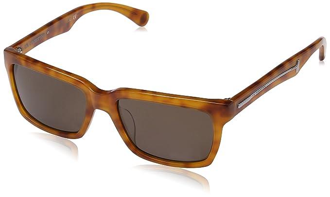 La Martina LM-52402 Gafas de sol, Aviador, 56, Caramelo ...