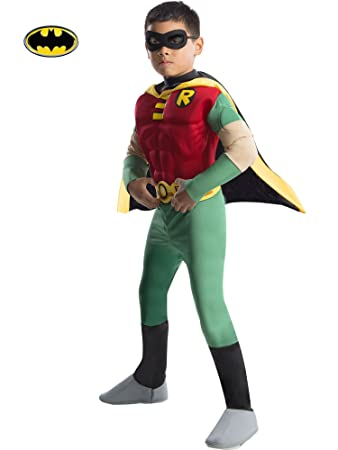 costume robin Muscle chest adult