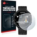Savvies Tempered Glass for Garmin Forerunner 235 Screen Protector - HD Ultra Clear, 9H Hardness, 0.33mm