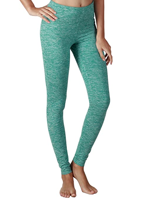 ad7191758635a6 YogaReflex Yoga Reflex Women's Tummy Control Sports Running Yoga Workout  Leggings Pants Hidden Pocket (XS