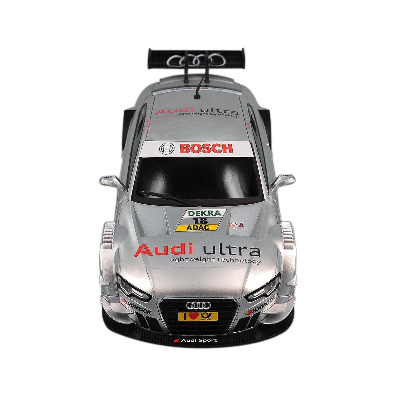 Audi A5 DTM - RC ferngesteuertes sous licence véhicule de dans le modèle design original, échelle 1 : 16, Ready to Drive, de voiture avec télécommande et ...