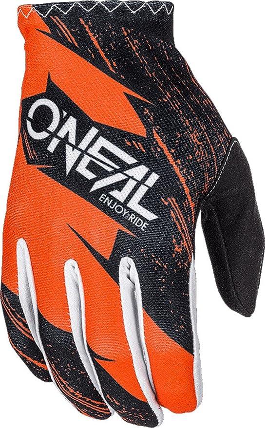 O Neal Matrix Burnout Mx Dh Fr Handschuhe Orange Schwarz 2018 Oneal Größe M 8 5 Oneal Auto