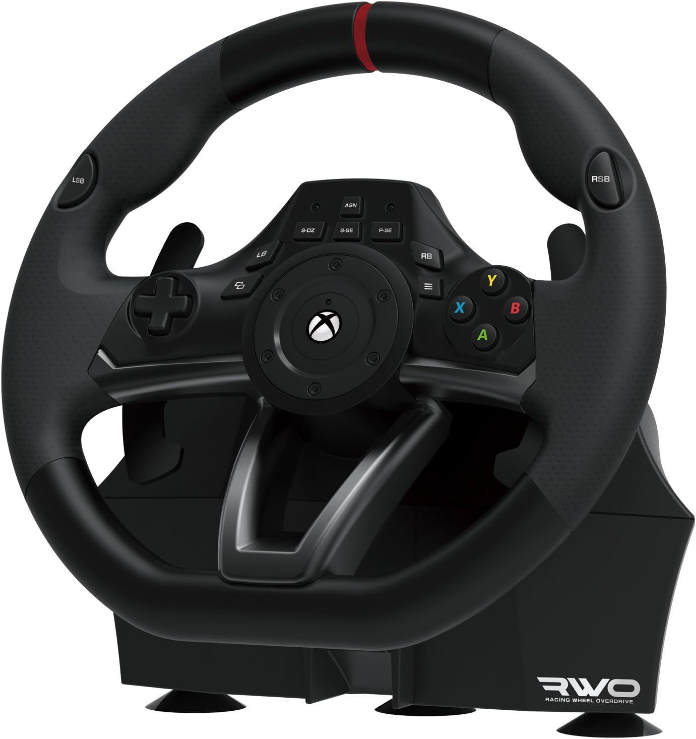 10 Best Xbox One Steering Wheels in 2021 (Reviews & Buyer's Guide)