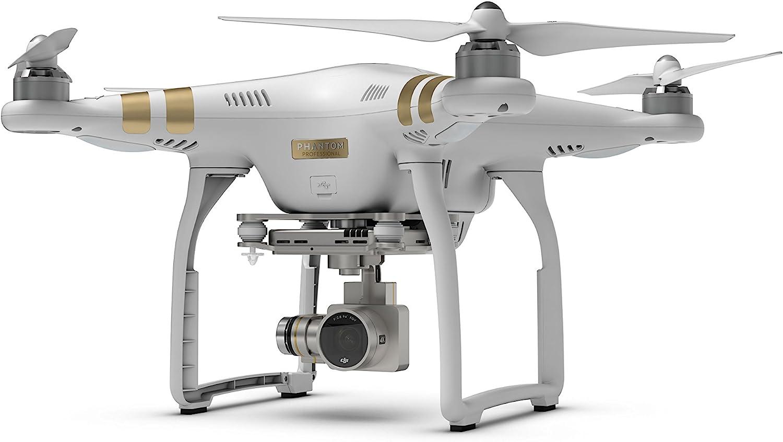 DJI Phantom 3 Drone is at # 6 for best drones under 1000 dollars