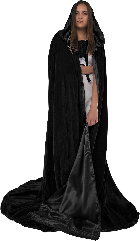 Grey Velvet Half Cloak Lined Cape Capelet XL Victorian Renfaire Capelet Medieval
