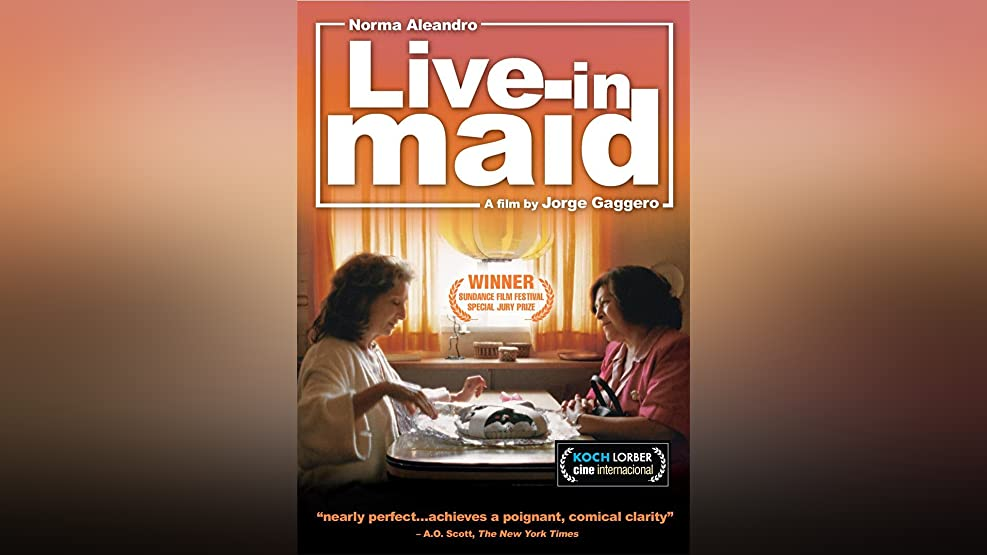 Live-In Maid (English Subtitled)