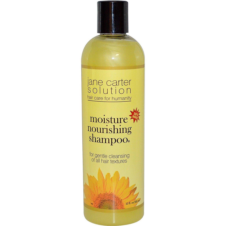 Jane Carter Moisture Nourishing Shampoo, 12 Ounce