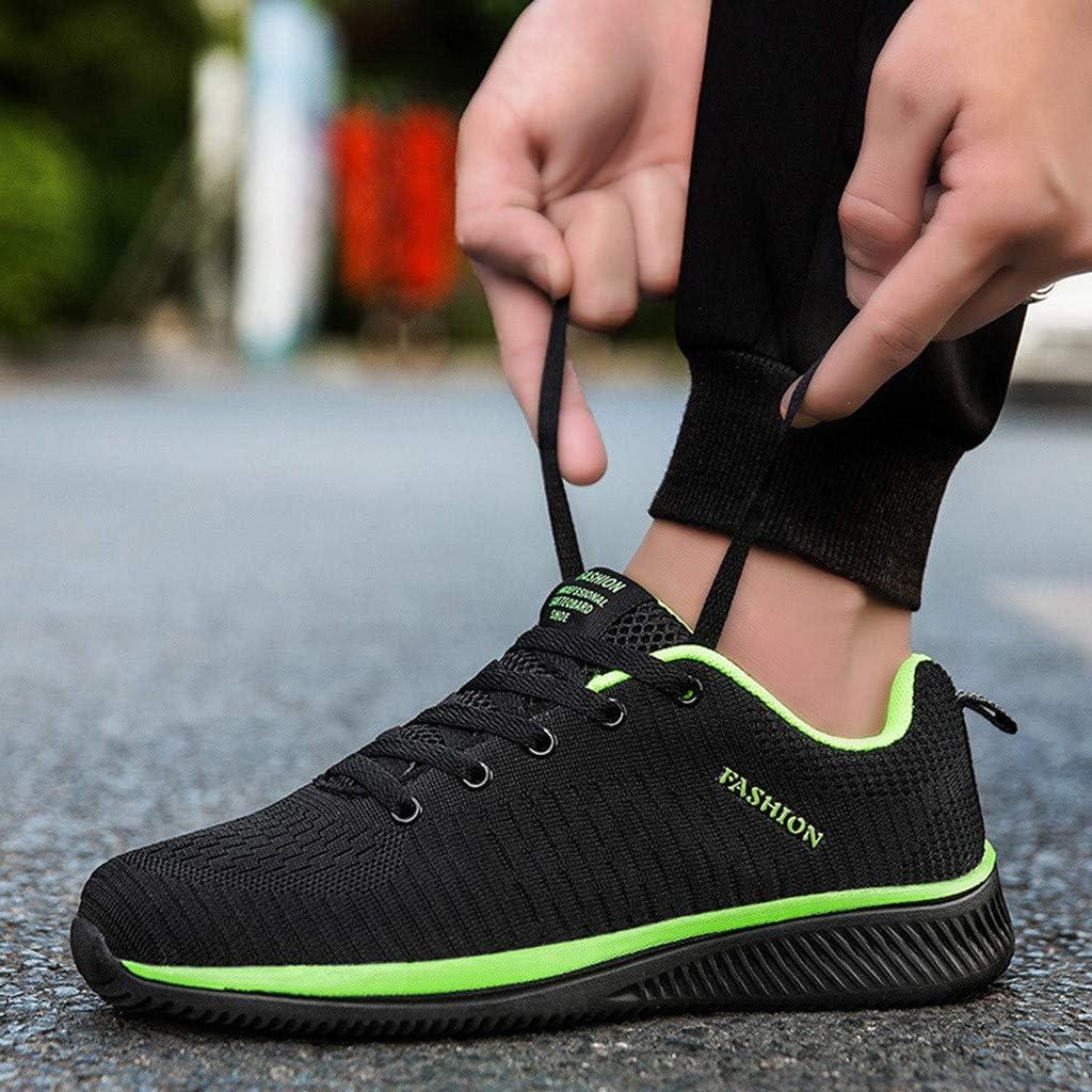 Cebbay Chaussures descalade Hommes Casual L/éger Confortable Et Respirant Chaussures De Course D/écontract/é Confortable Baskets Basses Chaussures pour Hommes