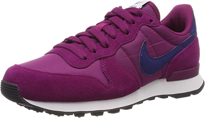 Nike Internationalist Sneakers Damen Violett Lila (True Berry/Blue Void/Summit White/Black)