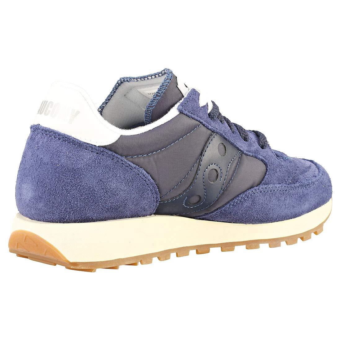 Saucony Damen Jazz Original Vintage Sneaker, (Navy Peach Blau (Navy Sneaker, 1) 763116