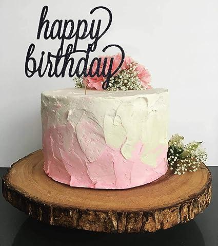 Amazon Happy Birthday Custom Cake Topper For Party