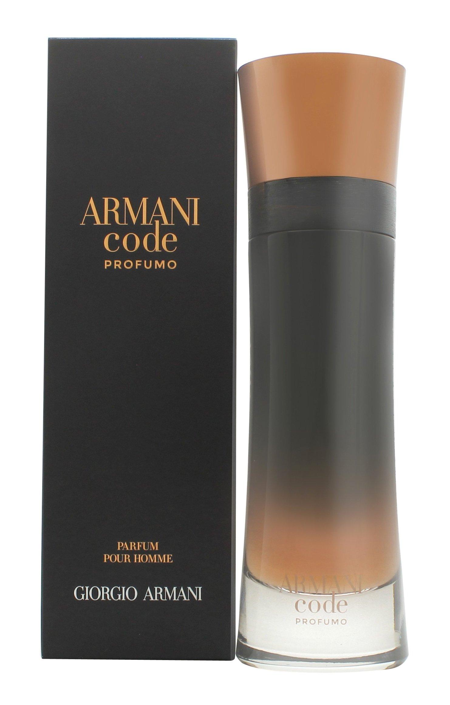 Giorgio Armani Code Profumo EDP Spray for Men, 3.7 Ounce