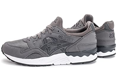 Chaussures Gel Lyte V Gs CarbonDark Grey Jr e17 Asics