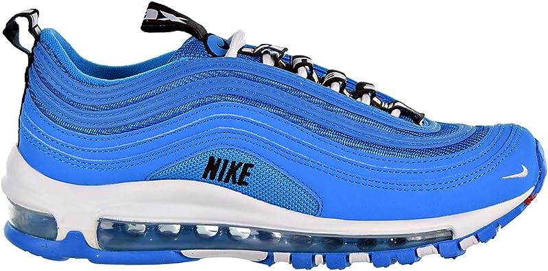 Nike Air Max 97 SE (GS) Blue Hero White Black | Footshop