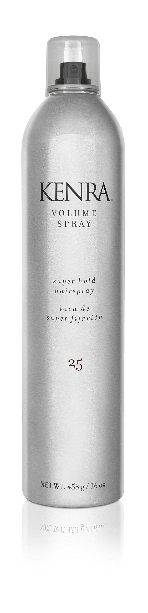 Kenra Volume Spray Hair Spray #25, 80% VOC, 16-Ounce by Kenra
