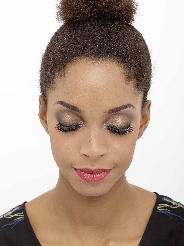 3225618ed60 Amazon.com : Eylure Luxe Silk Effect False Eyelashes, Marquise, Reusable,  Adhesive Included, 1 Pair : Beauty