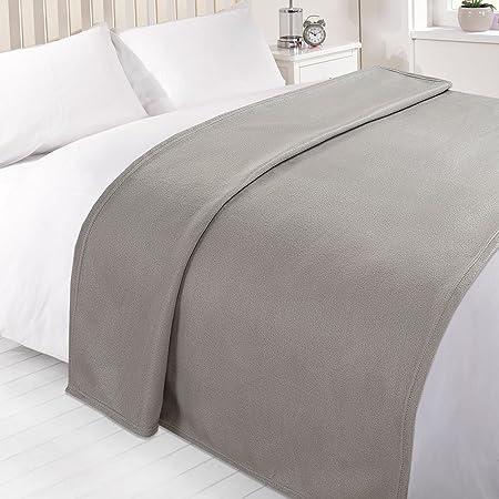 Bulk Throw Blankets Extraordinary Dreamscene Wholesale 60 X Plain Fleece Blanket Bulk Warm Sofa Throw