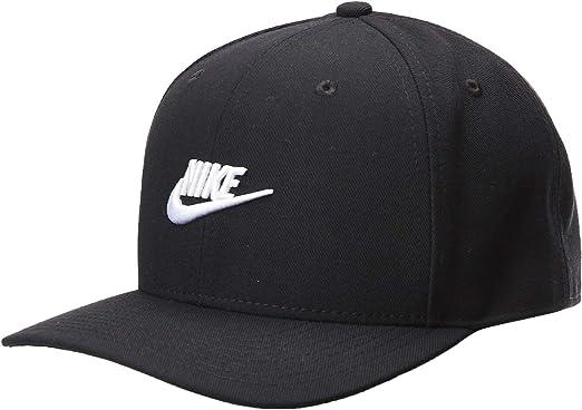 artículo Discurso por ejemplo  Amazon.com: Nike Unisex NSW Classic 99 Cap Futura Snapback Unisex  AV6720-010 Size ONE Black/White: Clothing