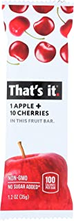 product image for That's It Apple Bar, Cherry, 12 Count