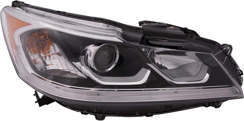 Halogen Headlight Headlamp Passenger Side Right RH for 12-13 Toyota Prius V NEW