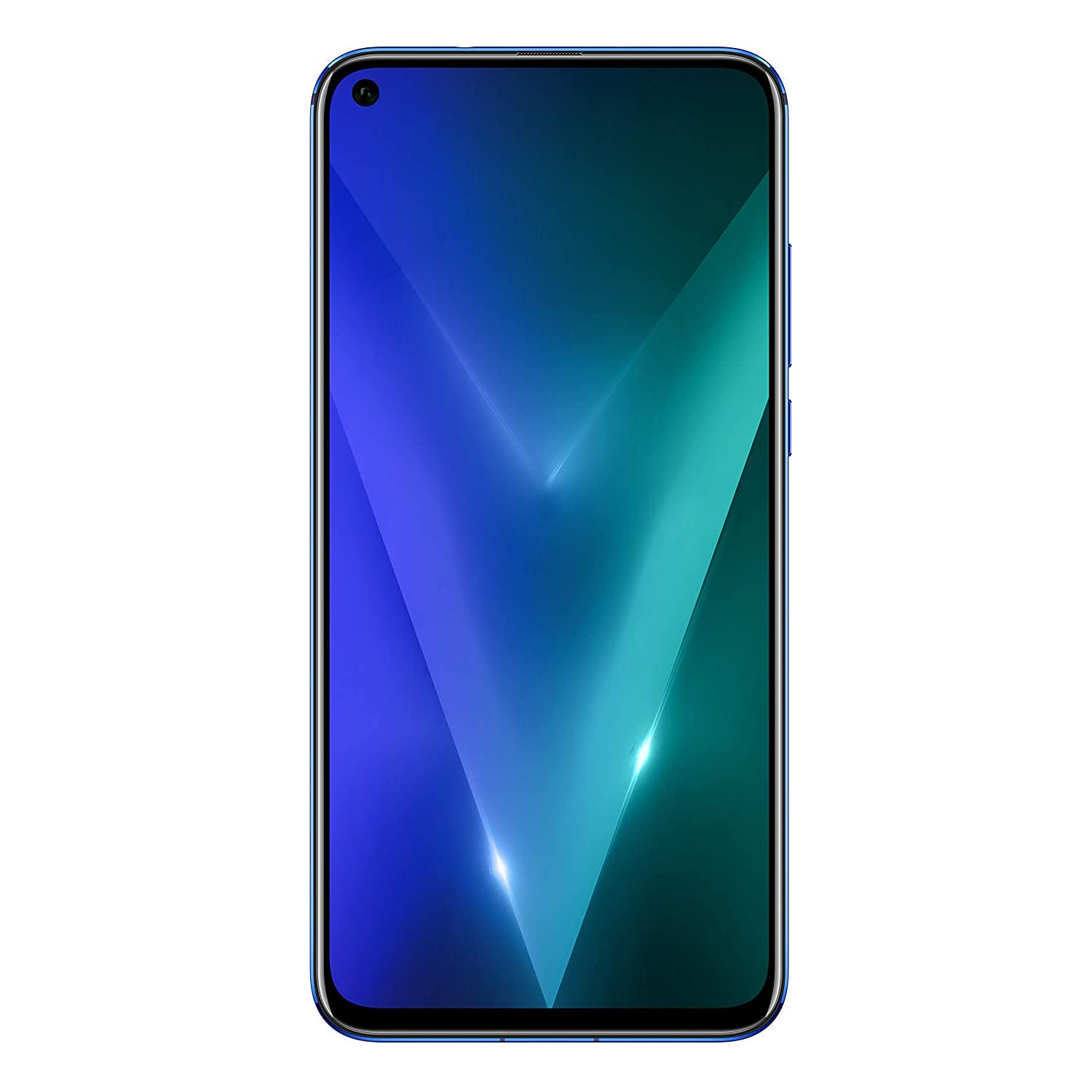 Honor View20 (Sapphire Blue, 6GB RAM, 128GB Storage)