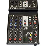 Peavey PV 6 6-Channel Compact Mixer