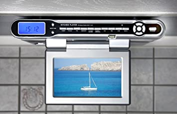 Soundmaster Unterbau-Flipdown-Fernseher KTV100: Amazon.de: Elektronik