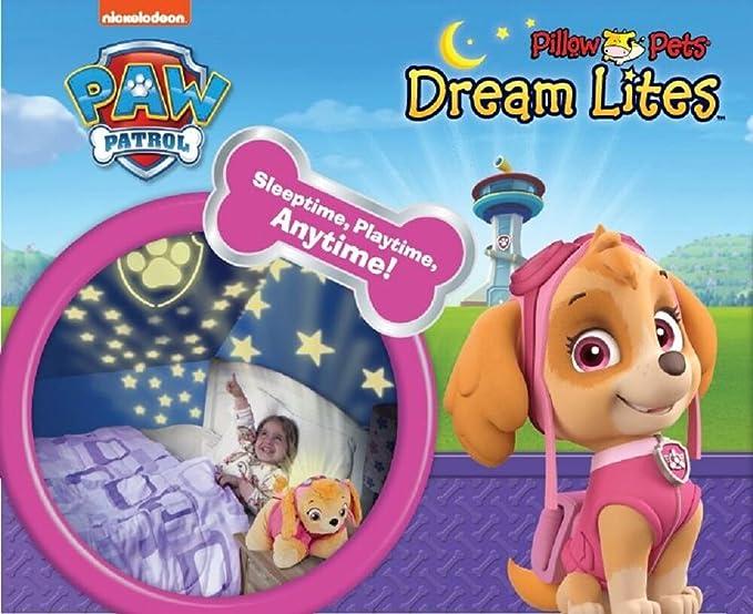 Amazon.com: Almohada mascotas Nickelodeon Paw Patrol, Skye ...