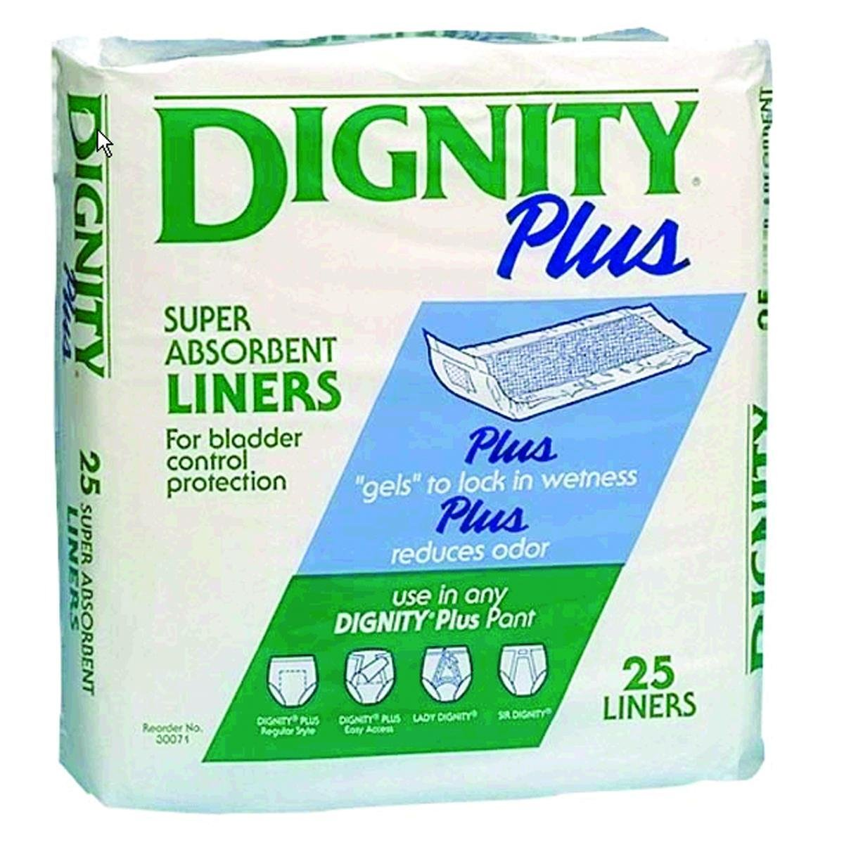 Dignity Plus Liners