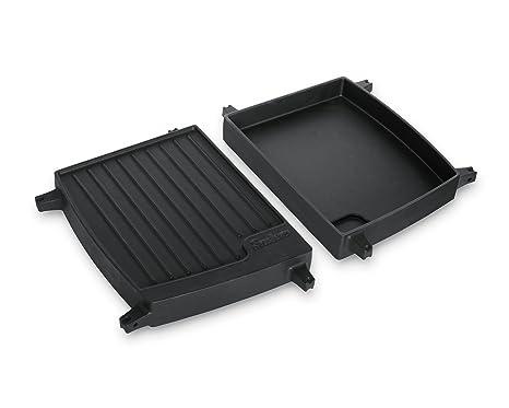 Enders Urban Gasgrill 3 In 1 : Enders grill wende platte gusseisen grillfläche grill