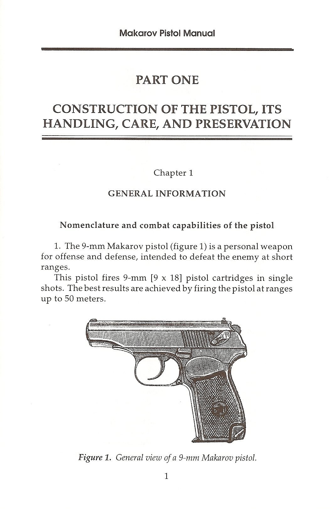 Official 9mm Makarov Pistol Manual James Gebhardt 9780879471460 Download The Mossberg 500 Diagram Pdf Or View Schematic Online Books