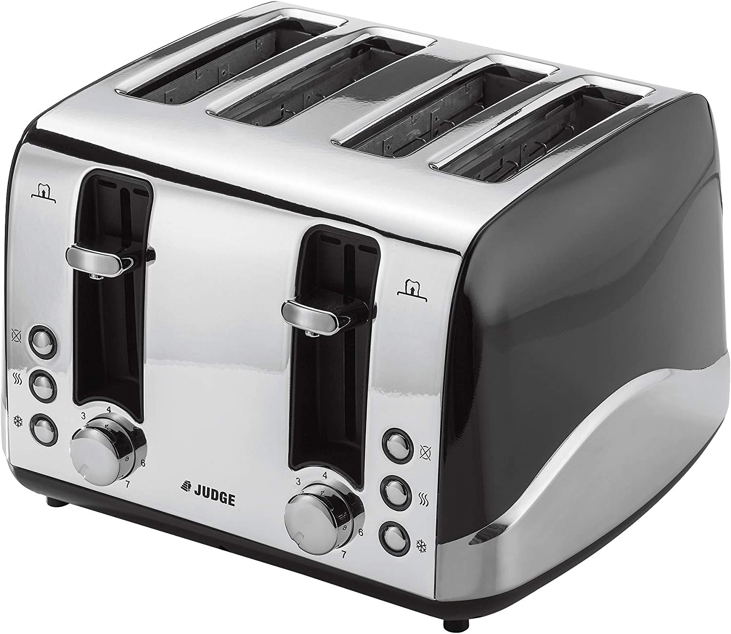 4 slice Toasters Electricals