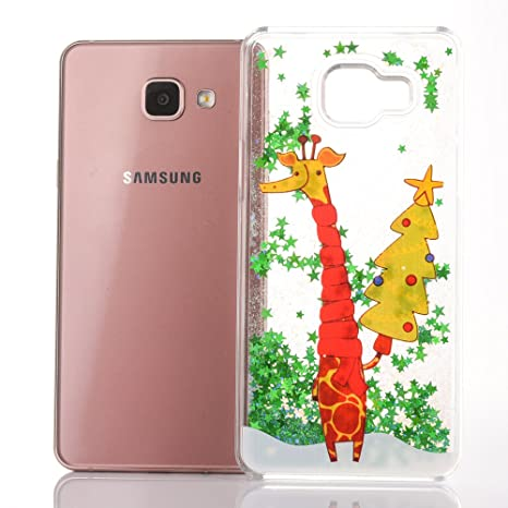 SpiritSun Funda para Samsung A5 2016, Silicona Case Carcasa ...