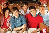 1d Band Poster
